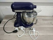Vintage Blue Kitchen Aid Artisan Mixer - Model 5KSM150