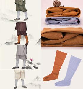 Footwear Shoes Shaolin Taoist Buddhist Monk Kung Fu Tai Chi Socks Martial Arts