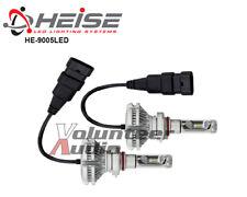 Metra Heise 9005 Single Beam LED Headlight Kit Phillips Luxeon LED IP65 Rated