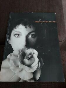 Kate Bush - Sensual World Guitar TAB, Vocals  Book  .Good Condition.