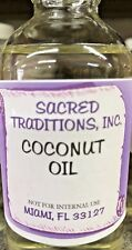 Coconut Oil Essential 4 oz
