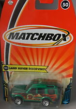Matchbox Superfast H5845 No 50 Land Rover Discovery - Still Sealed