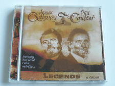 James Galway And Phil Coulter - Legends (CD Album) Used Very Good