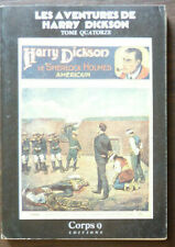HARRY DICKSON  Tome 14 CORPS 9 Editions 1986