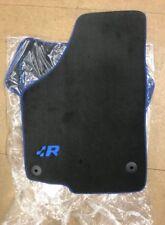 BRAND NEW GENUINE VW Scirocco Luxury Carpet Mats 'R' Lettering ZGB1K2061225RB
