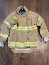 Firefighter Jacket Turnout Size 42 Morning Pride