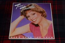 Toni Tennille~More Than You Know~Mirage Records 90162-1~FAST SHIPPING!
