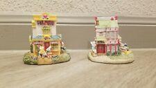 Bunny Village House-Bunny Bakery & Duckling Deli Eh12-The Hutch Soda Shop Eh11