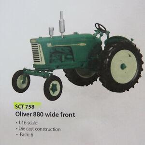SpeCast Oliver 880 Tractor 1/16  OL-SCT758-B6