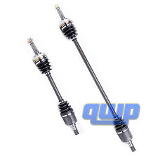 Two New Front Left Right CV Axles For Metro Swift Automatic GM-9331A GM-9330A