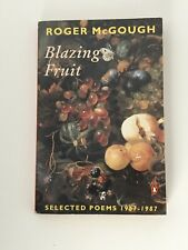 Blazing Fruit: Selected Poems 1967-1987, Roger McGough, Signed Book