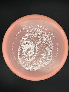 New Discmania Color Glow C-Line MD5 - 2019 European Open - Peach - 175g