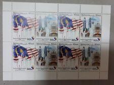 Malaysia 2018 National Day Setenant Stamp Sheet MINT MNH