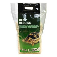 ProRep Hemp Bedding 25 Litre Highly Absorbent Dust Odourless Tortoises