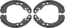 Drum Brake Shoe-Bonded Brake Shoes Rear Tru Star TR636