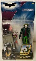 MATTEL BATMAN: THE DARK KNIGHT 2007 Destructo-Case The Joker Action Figure