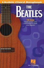The Beatles Sheet Music Ukulele Chord SongBook NEW 000703065