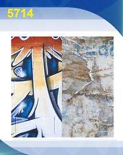 Lastolite 5714 Urban Collapsible Background 1.5 X 2.1M Distressed Paper/Graffiti