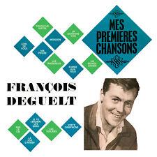 CD François Deguelt, mes premières chansons