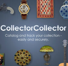 Catalog your African Mask collection with a 1YR CollectorCollector subscription