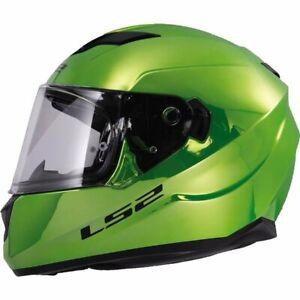 Ls2 Stream Motorcycle Helmet Men's Adult Full Face Anti-Hero Street Speed Rapid