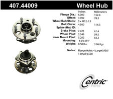 Rear Wheel Hub Assembly For 1998-2003 Toyota Sienna 1999 2000 2001 2002 Centric