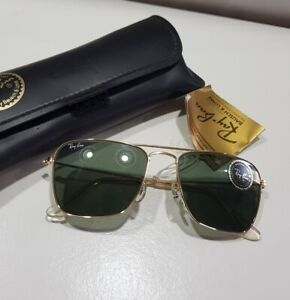 Ray Ban Caravan B&L USA occhiali da sole 52 [] 15 NOS sunglasses vintage
