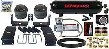 Air Helper Spring Kit AirMaxxx W/ In Cab Control & Tank 1994-02 Dodge Ram 8 Lug