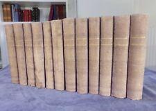 FELLER / BIOGRAPHIE UNIVERSELLE ou DICTIONNAIRE HISTORIQUE 12 vol. complet 1833
