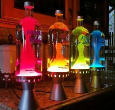 Absolute Vodka Lava Lamp Lot