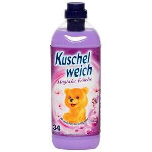 (4,17€/L) 6er Vorteilspack Kuschelweich Weichspüler Magische Frische (0002)