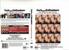 Curb Your Enthusiasm-2000/14-TV Series USA-Complete First Season-3 Disc-DVD