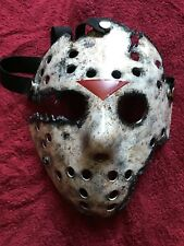Friday The 13th Jason Goes To Hell Inspired Hockey Mask!