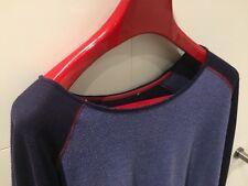 PETER ALEXANDER Long-Sleeve Casual T-Shirt - Mens Size L