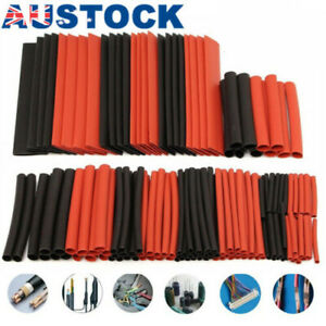 2/2.5/3.5/5/6/8/10/13mm Heat Shrink Tubing Sleeving Wrap Wire Cable Insulation