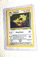 HOLO Pidgeot Pokemon Card - 8/64 Jungle Set - EXC/NEAR MINT