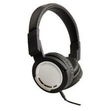 STEREO HEADPHONES DJ STYLE FOLDABLE HEADSET EARPHONE OVER EAR 3.5MM