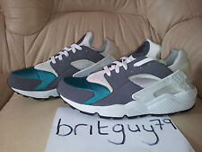 EXTREMELY RARE UNRELEASED & NEW Nike Air Huarache LE Teal Samples 2003