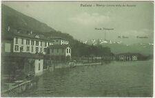 PUSIANO - ALBERGO CORONA VISTO DA PONENTE (COMO) 1925
