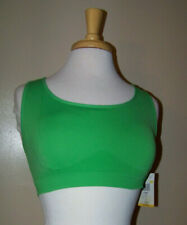 Everlast Irish Green Honeycomb Racerback Active Sports Bra Women/'s XL #M68319