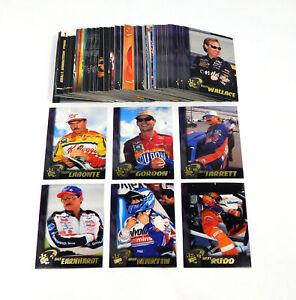 1997 Press Pass NASCAR Racing Card Set (140)