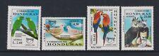 Honduras - 2001, Air. America Aids Awareness, Birds set - MNH - SG 1612/15