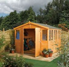 Workshop Garden Sheds for sale | eBay
