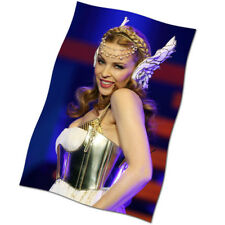 Kylie Minogue Flag Banner NEW Dancing All the Lovers Fabric Textile Poster