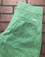 Vineyard Vines Chino Pants Women's Size 2 Green