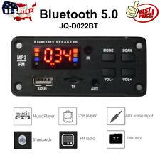 FM Radio Car Bluetooth Speaker Module MP3 Decoder Board Music Player Dual Code