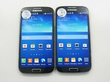 Lot of 2 Samsung Galaxy S4 i337Z Cricket Check IMEI Grade B/C GJ-1584