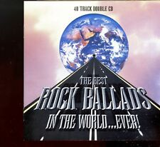 The Best Rock Ballads  In The World...Ever! - Vol.1 - 2CD