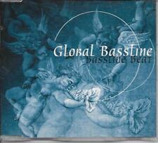 GLOBAL BASSLINE - Bassline beat CDM 2TR Euro House 1998 (LUBE) Holland