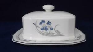 ROYAL DOULTON MINERVA LIDDED BUTTER DISH VERY RARE FIRST QUAL EX CONDITION